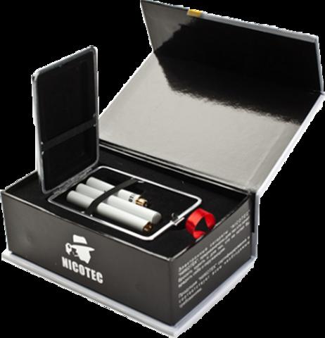 Электронная сигарета NICOTEC PREMIUM (2 сигареты)